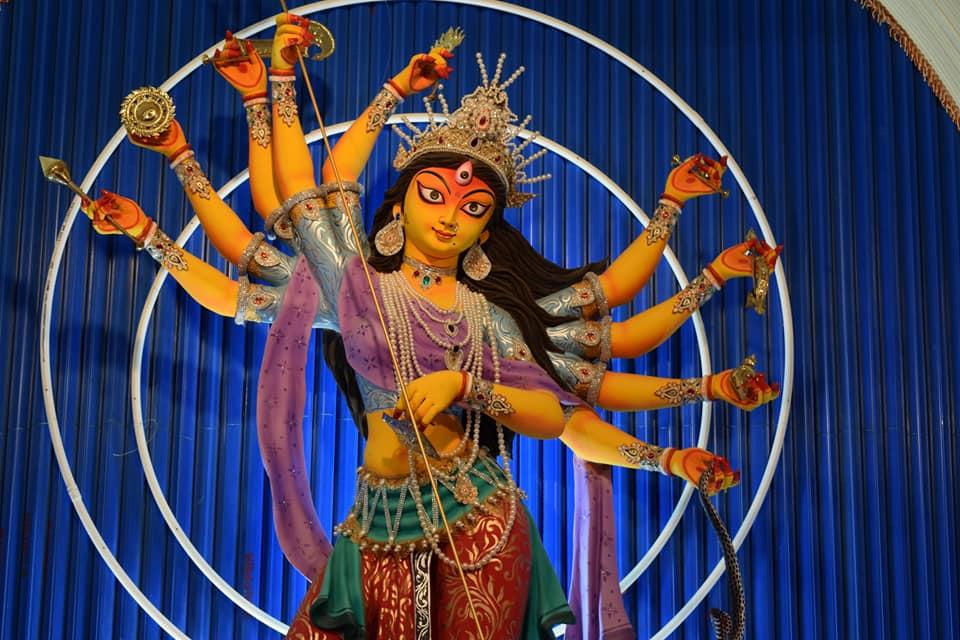 Bosepukur Sitala Mandir Durga Puja