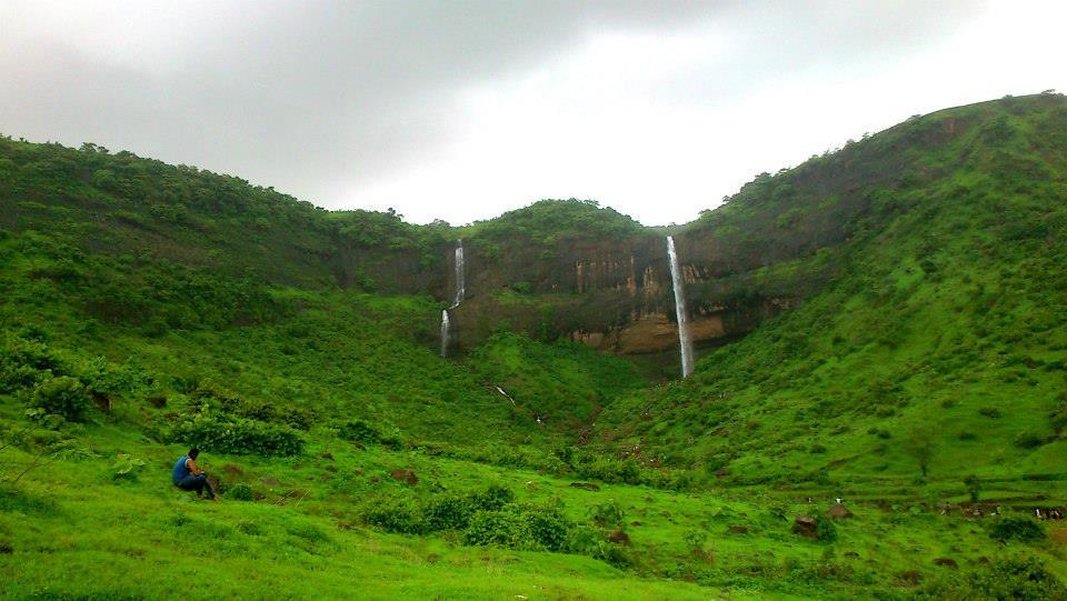 Pandavkada-Waterfall