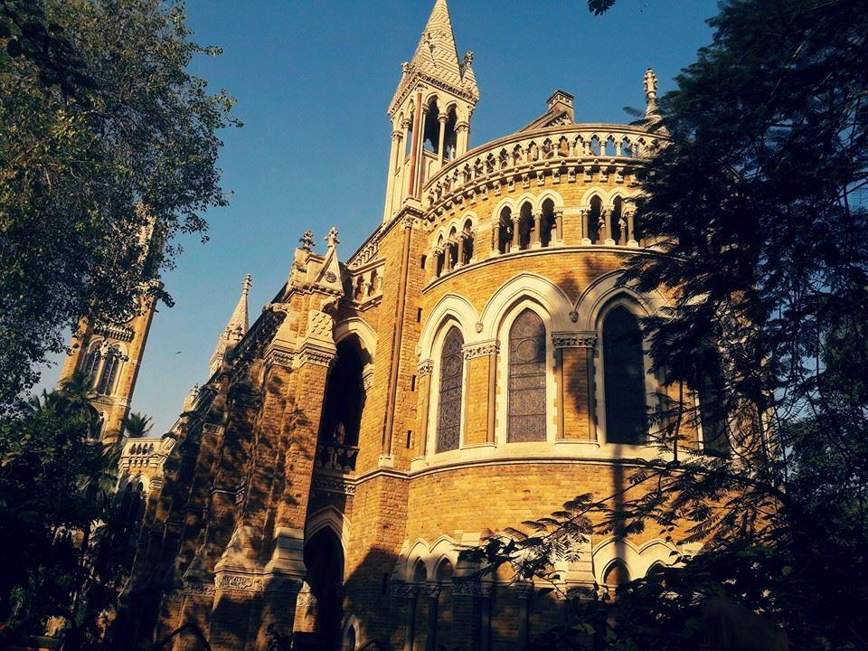 Mumbai university fort Campus