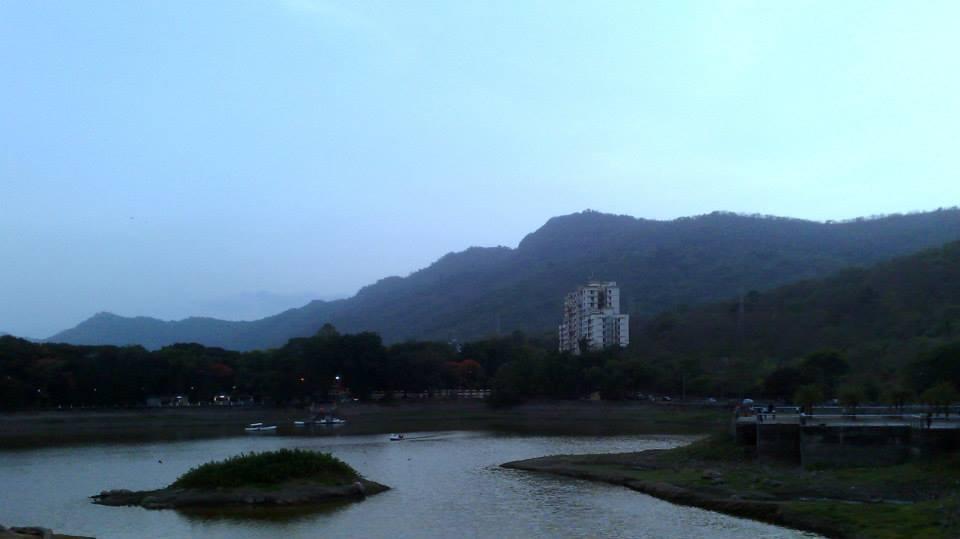 Upavan Lake