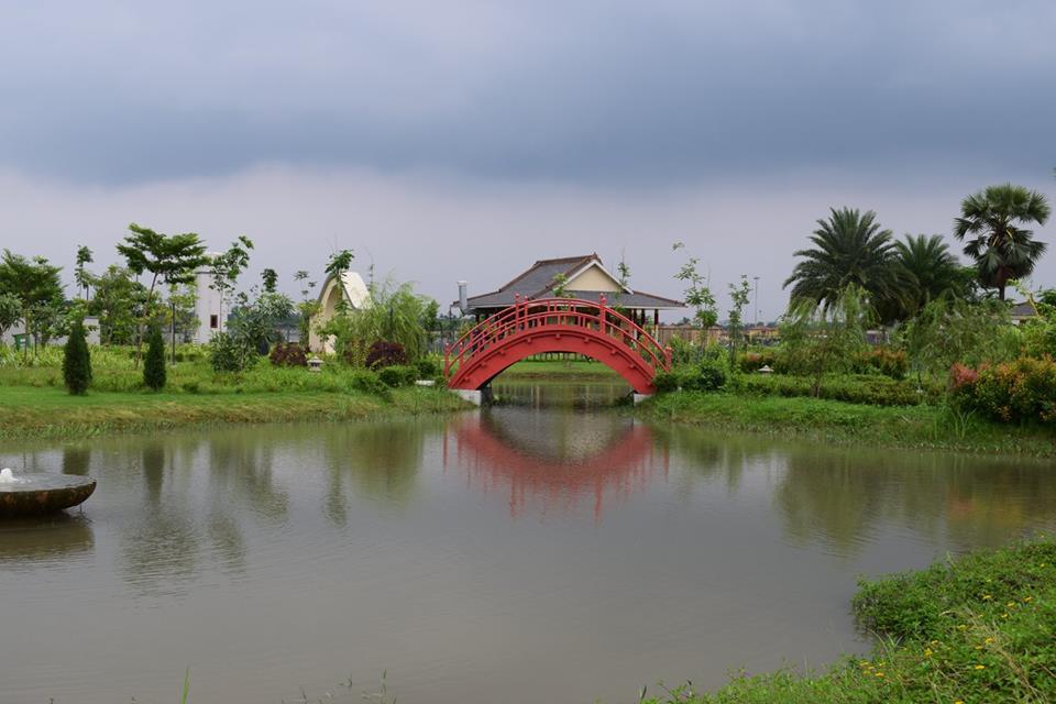 eco park japanese garden