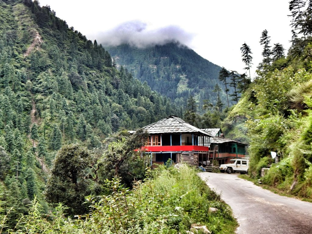 Tirthan Valley Himachal