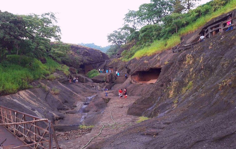 To Kanheri Cave