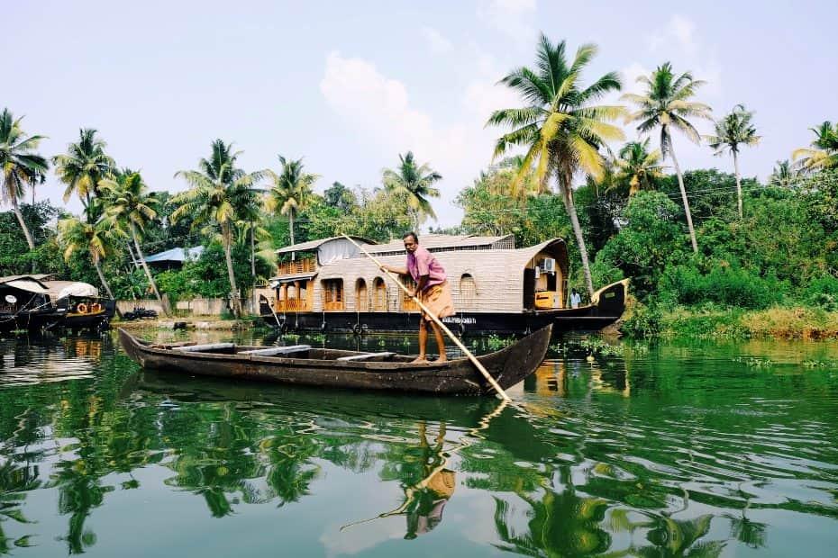 Kerala Houseboat Activities,